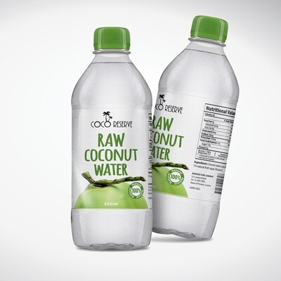 Half Gallon 100% Pure, Organic Coconut Water: Coco Reserve