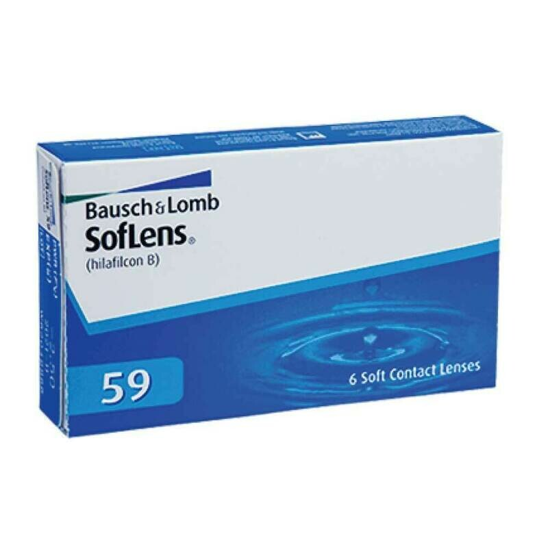 SOFLENS  Monthly Lenses 6 Pc