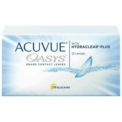 ACUVUE OASYS  Biweekly Lens 12 Pc