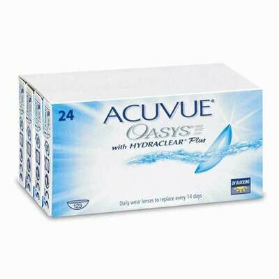ACUVUE OASYS Bi Weekly Lens 24Pc
