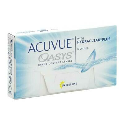 ACUVUE OASYS Bi weekly Lens 6 Pc