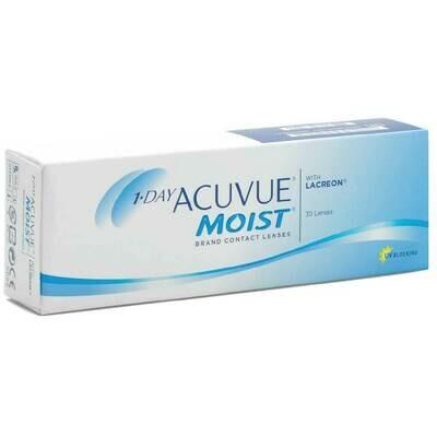 ACUVUE MOIST Dailies Lens 30 Pc