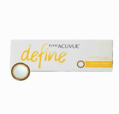 ACUVUE DEFINE RADIANT BRIGHT 30 PACK