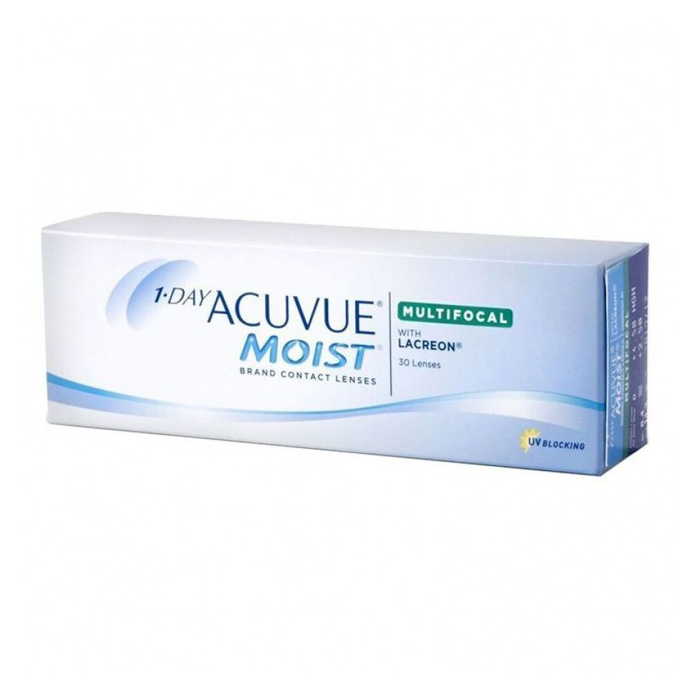 ACUVUE MOIST Daily Multi Focal Lens 30 Pc