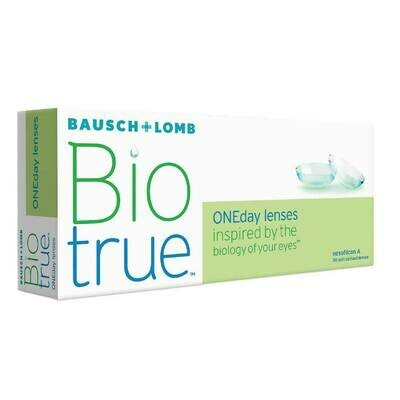 BIO TRUE Daily Lens 30Pc