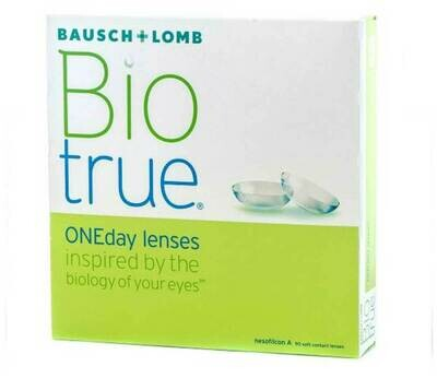 BIO TRUE Daily Lens 90Pc