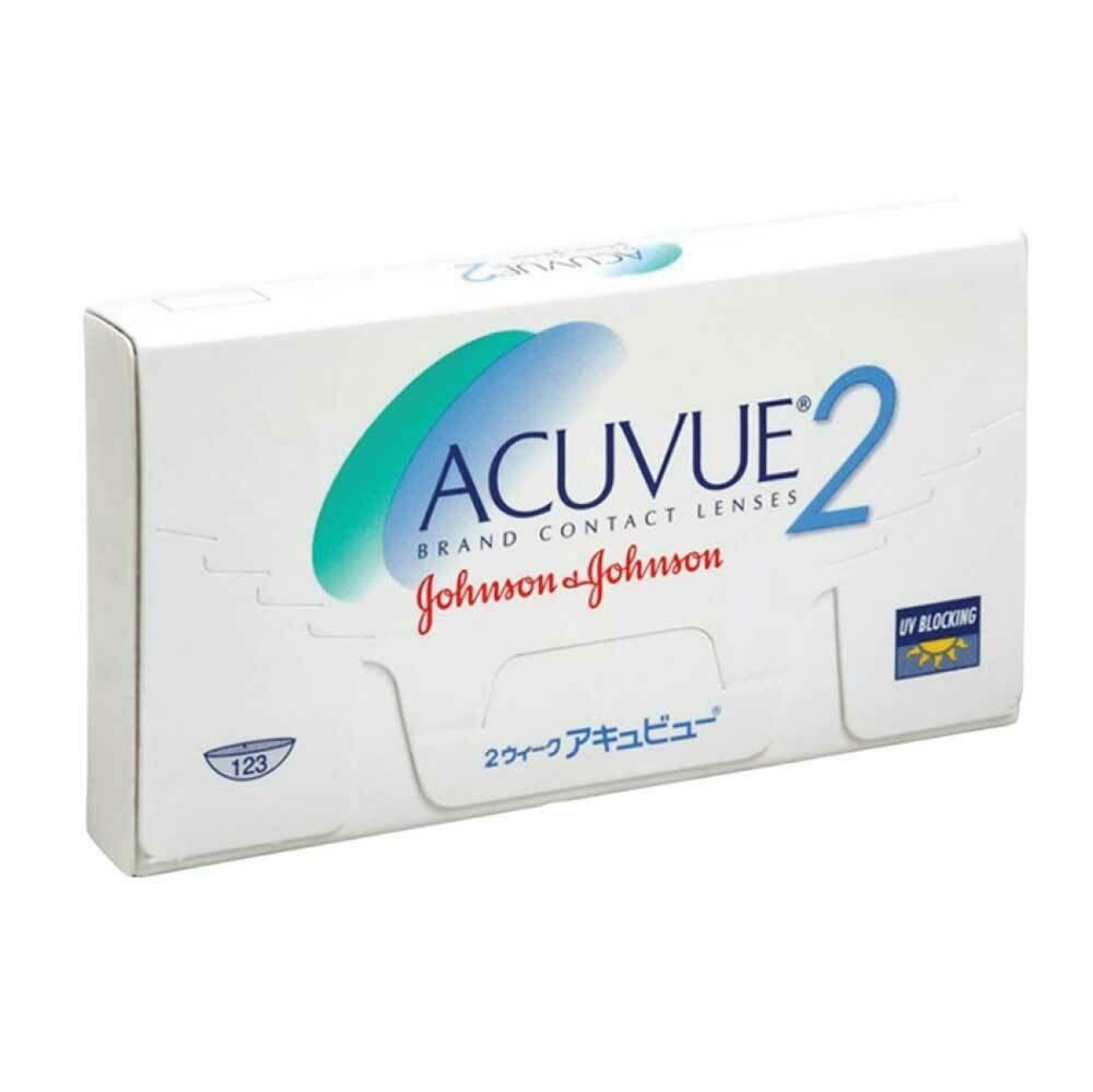 Acuvue 2 Bi Weekly Lens 6pc