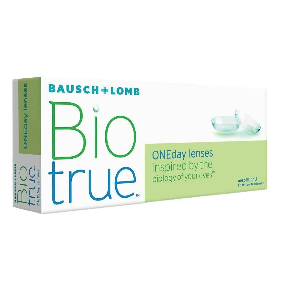 Bio True Daily Lens 30pc