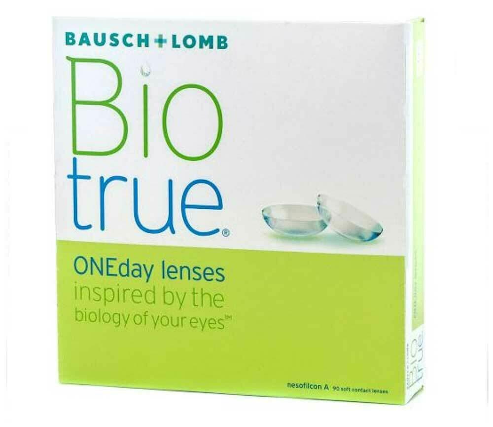 Bio True Daily Lens 90pc