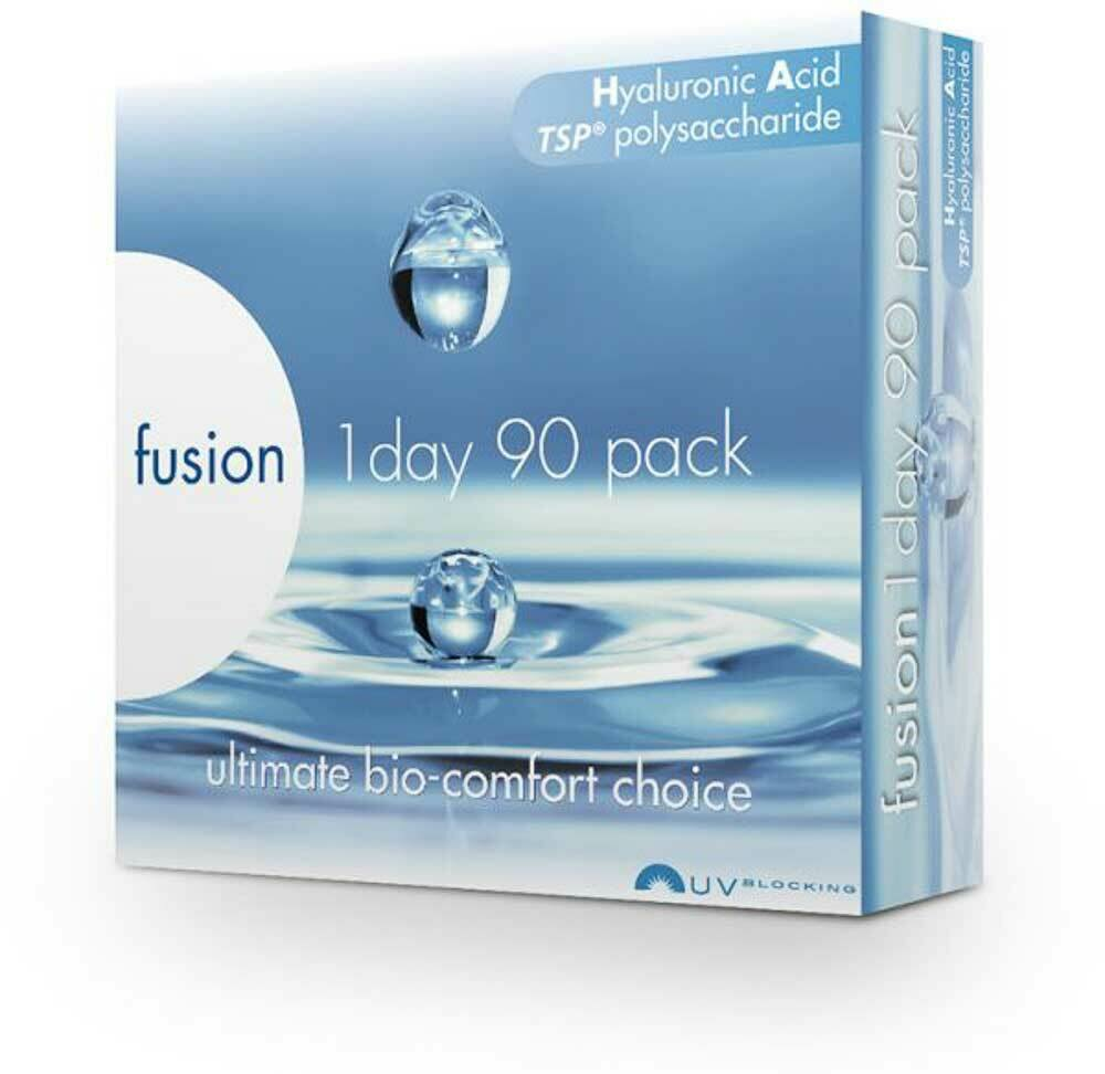 Fusion 1 Day 90 Pack