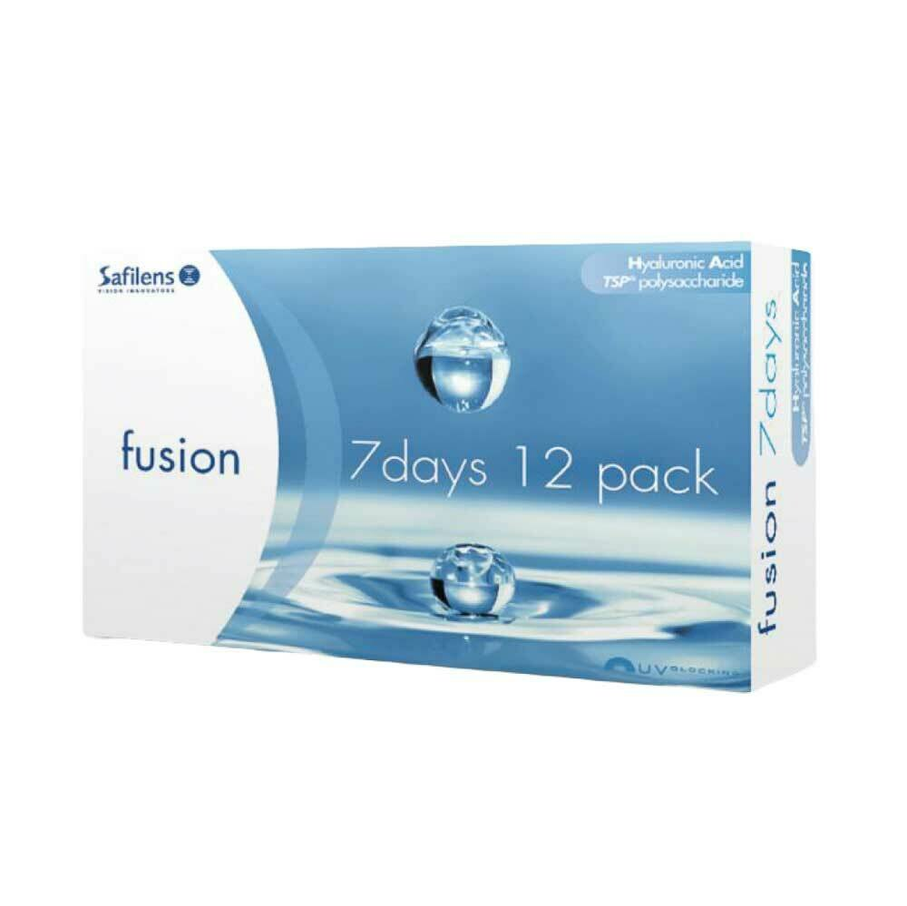 Fusion 7 Day 12 Pack