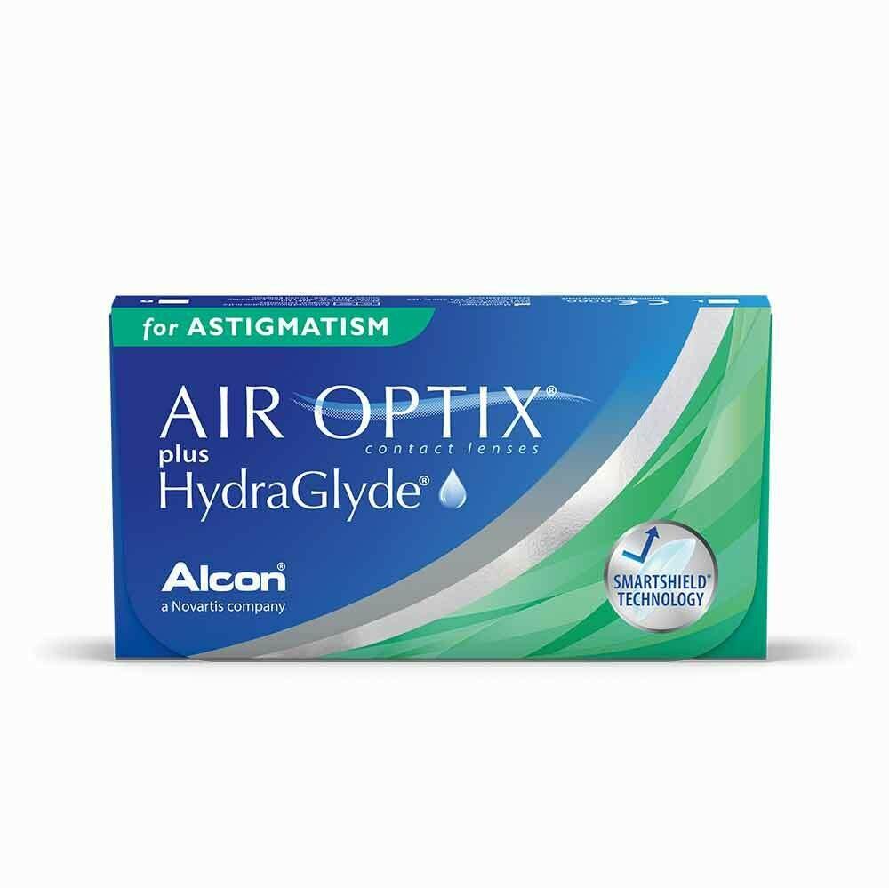 Air Optix Astigmatic 3 Pack