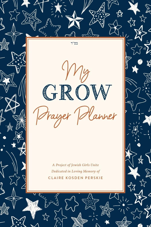 G.R.O.W. Prayer Planner for boys