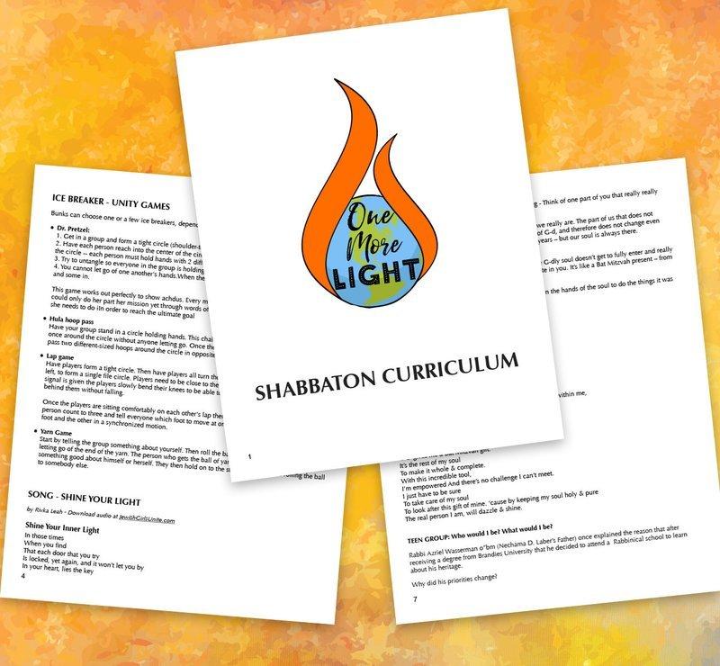 'Unite to Ignite' Shabbaton Program