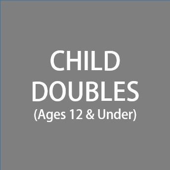 Child Doubles Registration