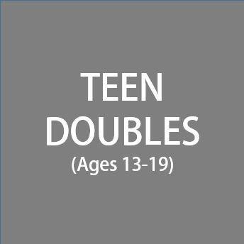 Teen Doubles Registration