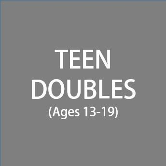 Teen Doubles Registration