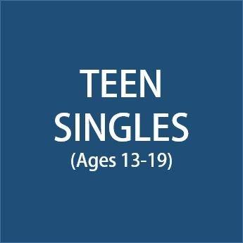 Teen Singles Registration