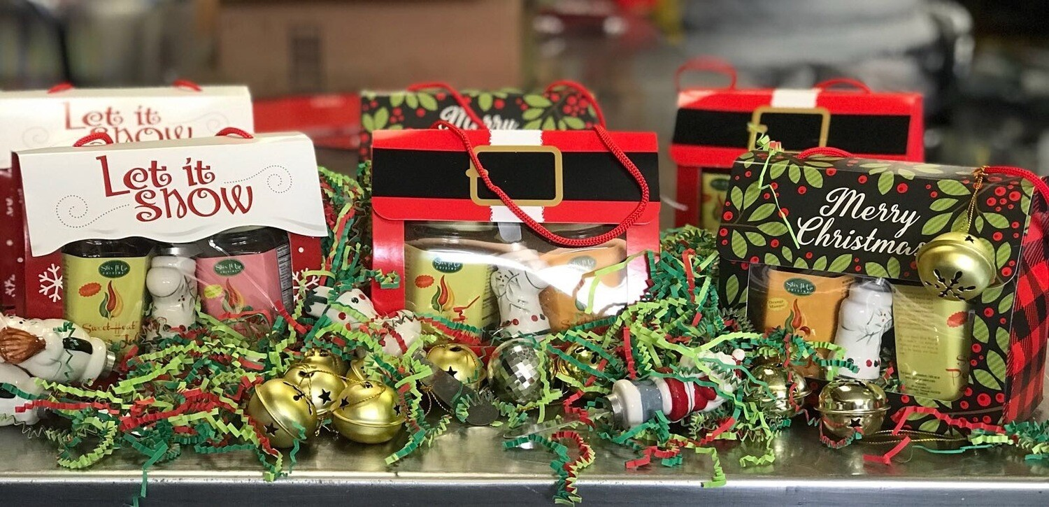 Sweet Heat Pepper Jelly Holiday Gift Pack