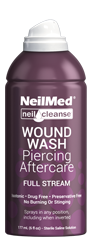 NeilMed® NeilCleanse® Piercing Aftercare