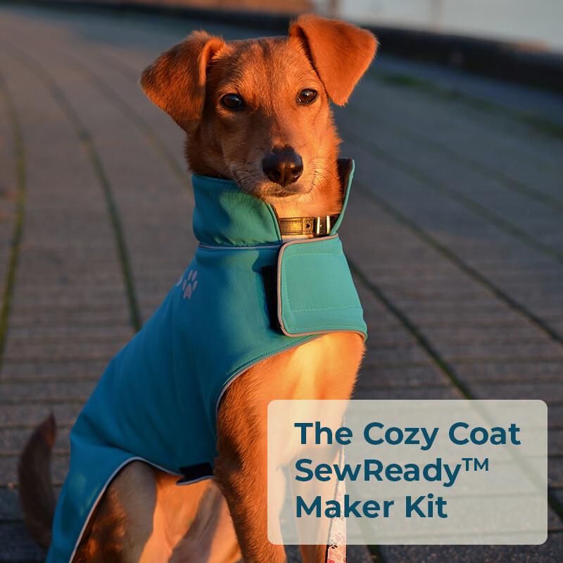 The Cozy DIY Winter Dog Coat SewReady™ Maker Kit
