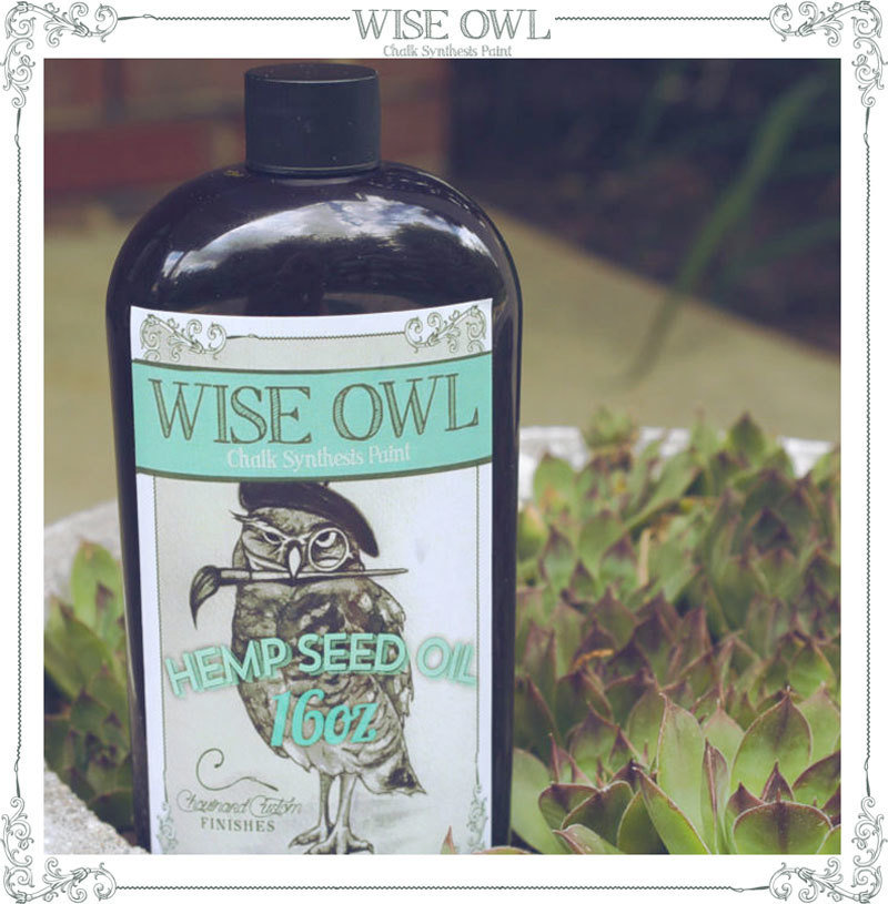Wise Owl Hemp Seed Oil 16 Oz ***FREE SHIPPING***