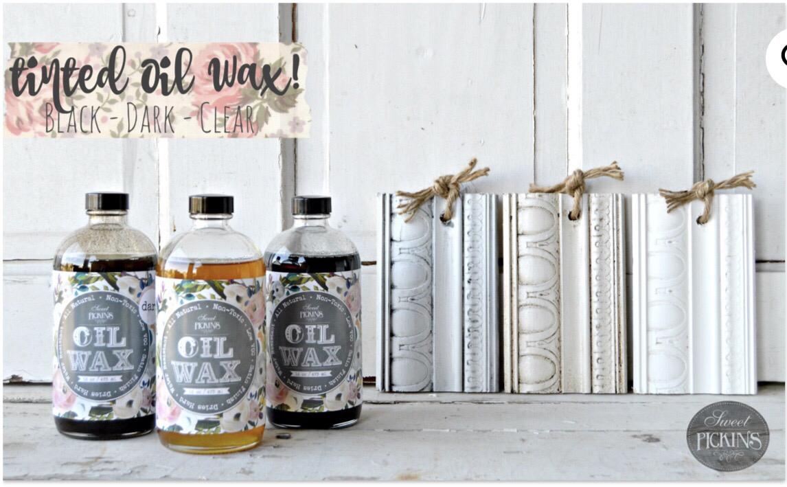 Sweet Pickins Oil Wax, Pint ***Free Shipping***