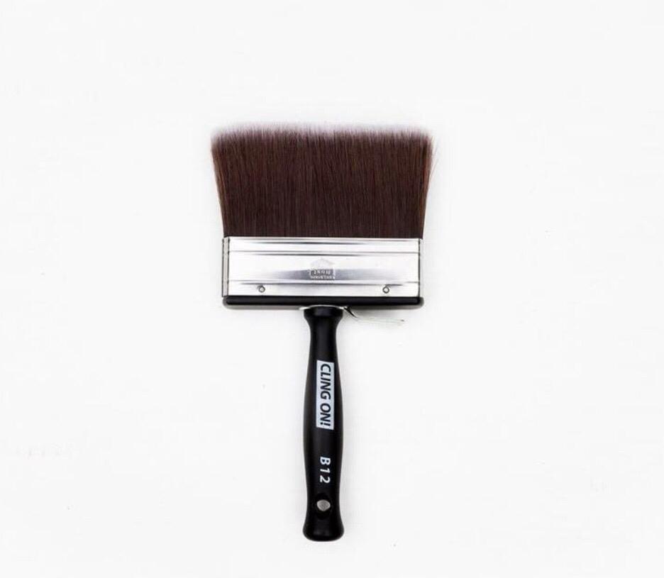 Cling On! B12 4.5 inch Block Brush ***FreeShipping***