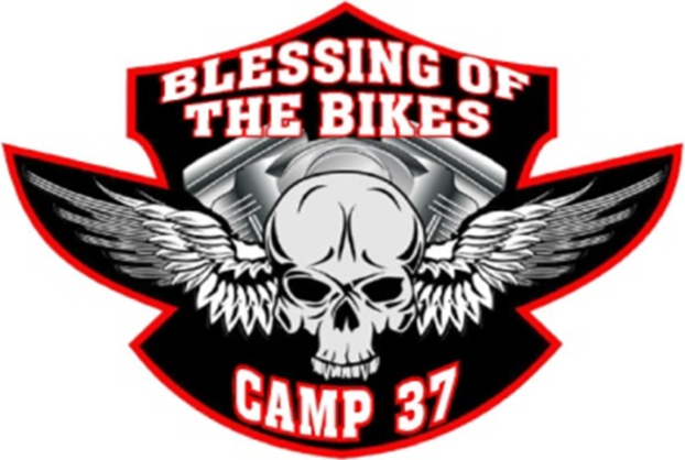Blessing of the Bikes Baldwin Camp 37 Sponsorship