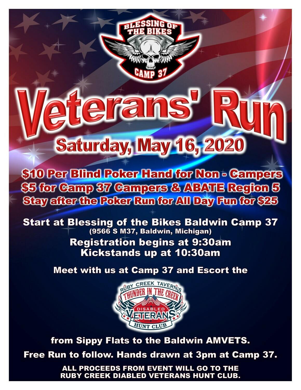 Veterans' Run Registration