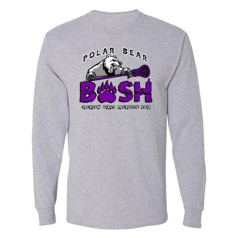 2020 Long sleeve Tournament t-shirt
