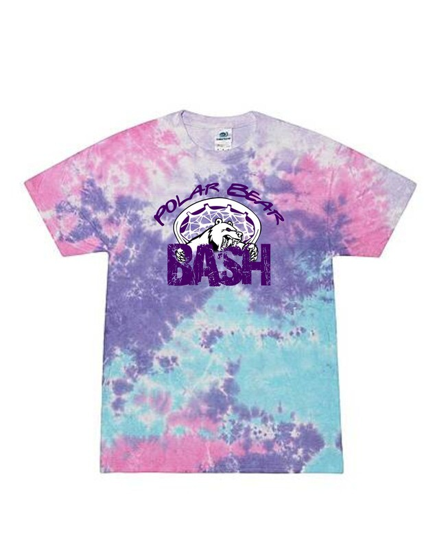 2021 TieDye Bash T-shirt