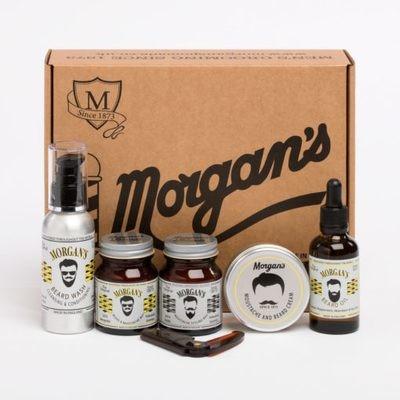 Moustache & Beard Gift Set