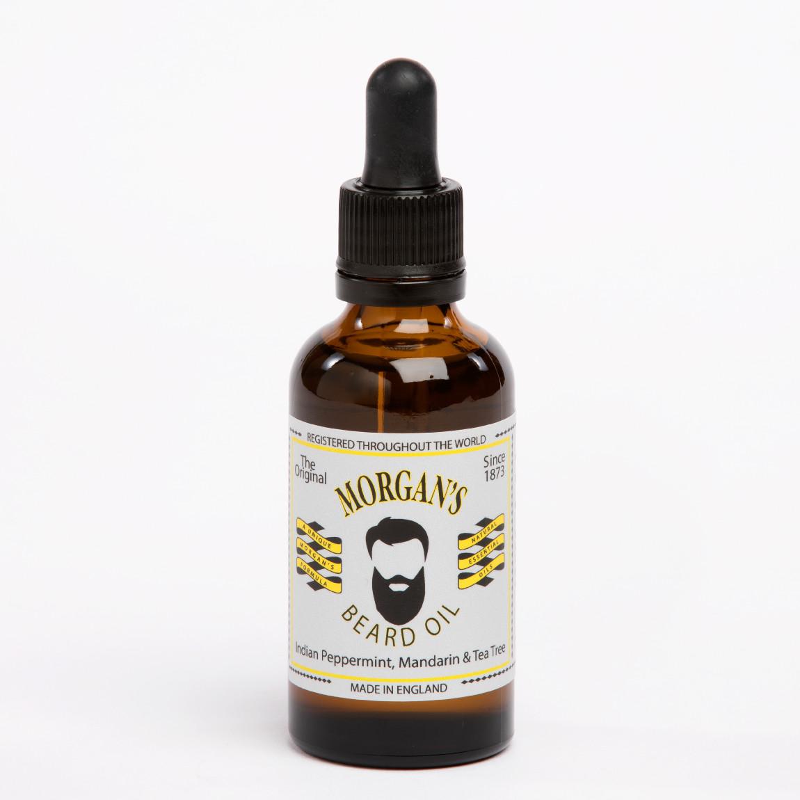 Beard Oil 50ml Glass Bottle