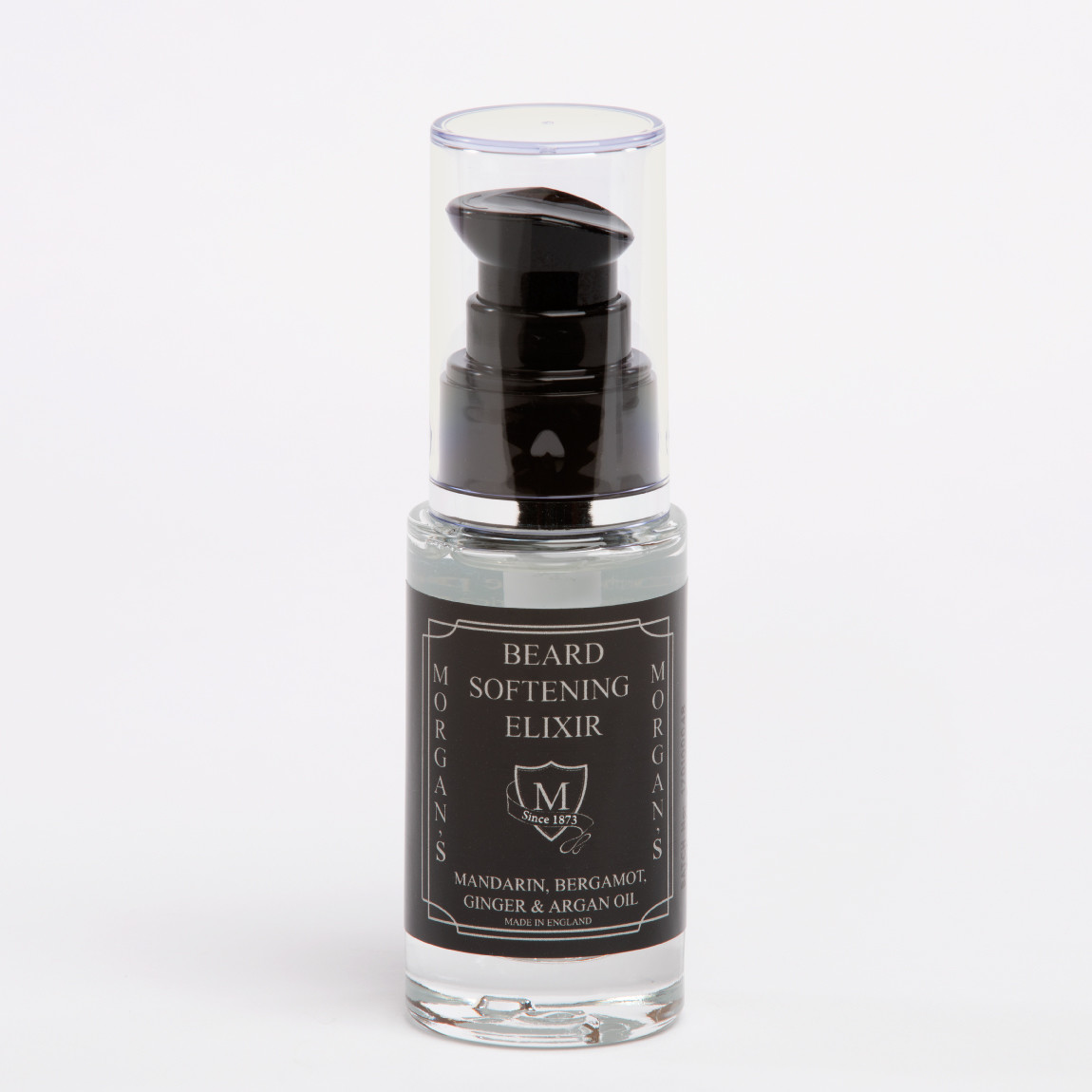 Beard Softening Elixir 30ml Glass Bottle
