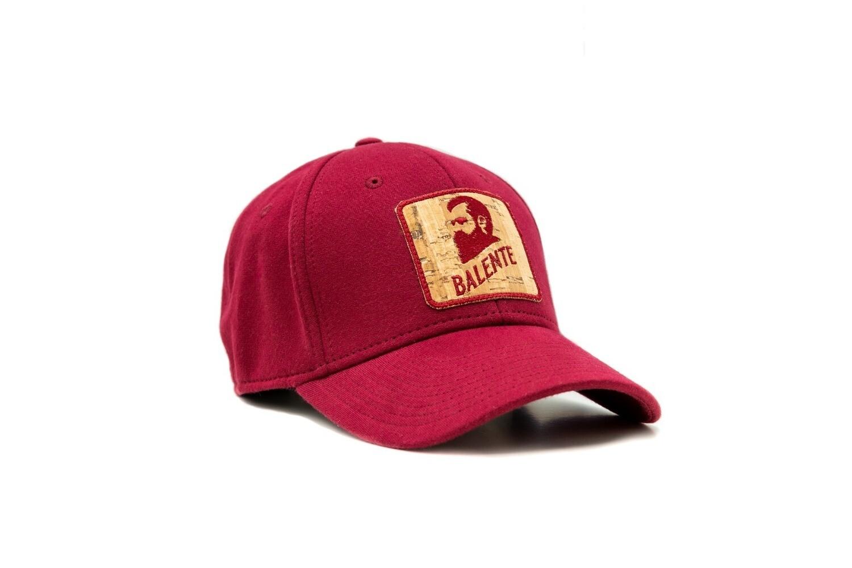 Cappello con logo su sughero