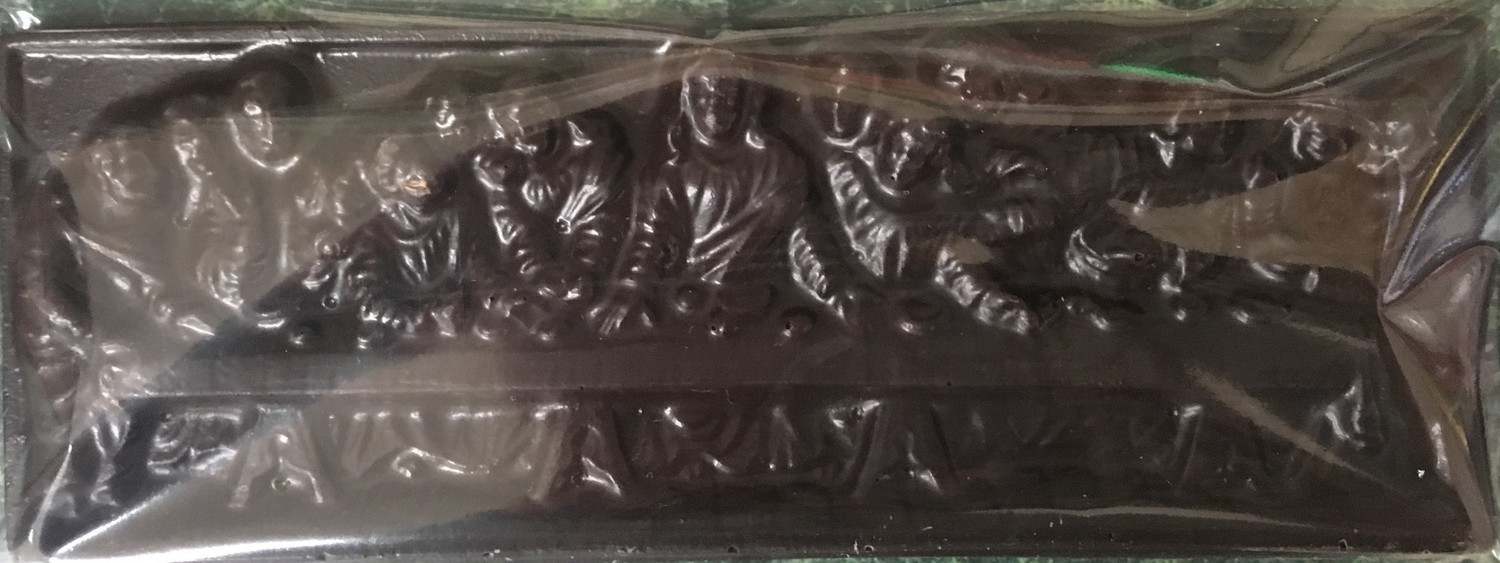 Flat Chocolate Last Supper