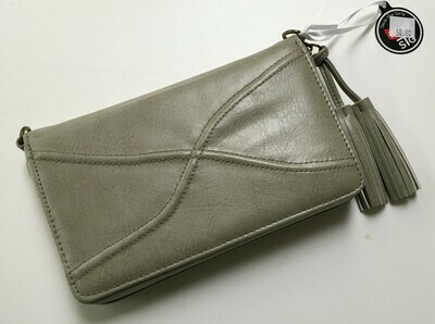 Encounter - Save the Girls Touch Screen Purse.  All purses are crossbodys.  Never lose your phone.  Lots of room inside.    3 Colors available