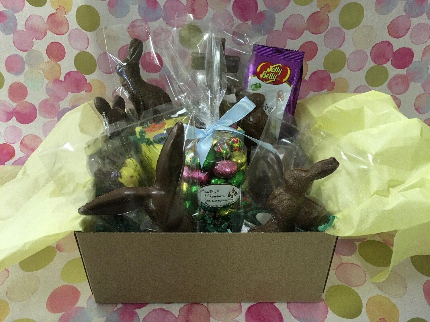 Family Easter Goodies. Choose your size.  Send special instructions if desired.