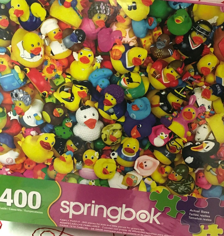 400 Piece Springbok Puzzle
