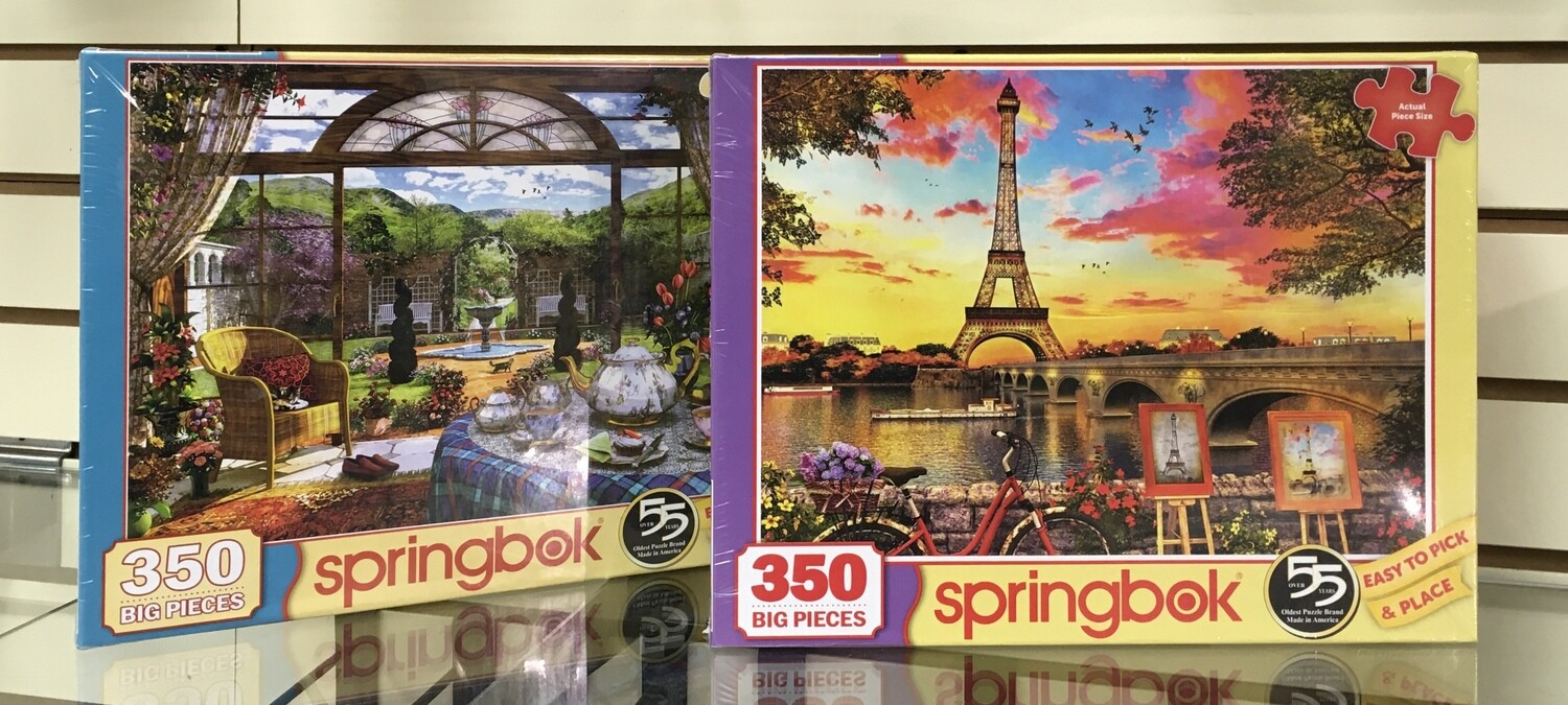 Easy to Pick and Place.  350 pieces.