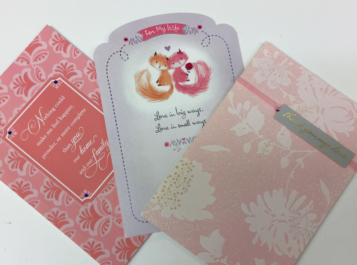 Wife Cards for Mother's Day.