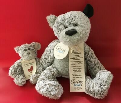 The Giving Bears- 2 Sizes