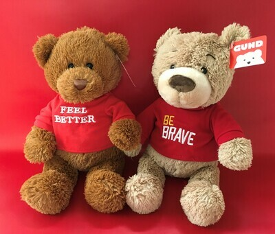 Feel Better and Be Brave Bear from Gund.