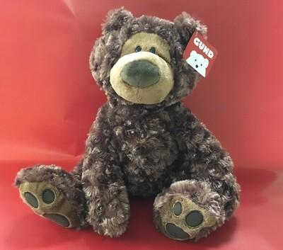 Philbin Large 13n.  Gund Brown Bear.  13 inches.
