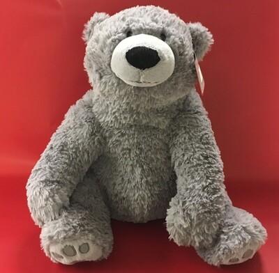 Milo.  Gund Grey Bear.  12 inches