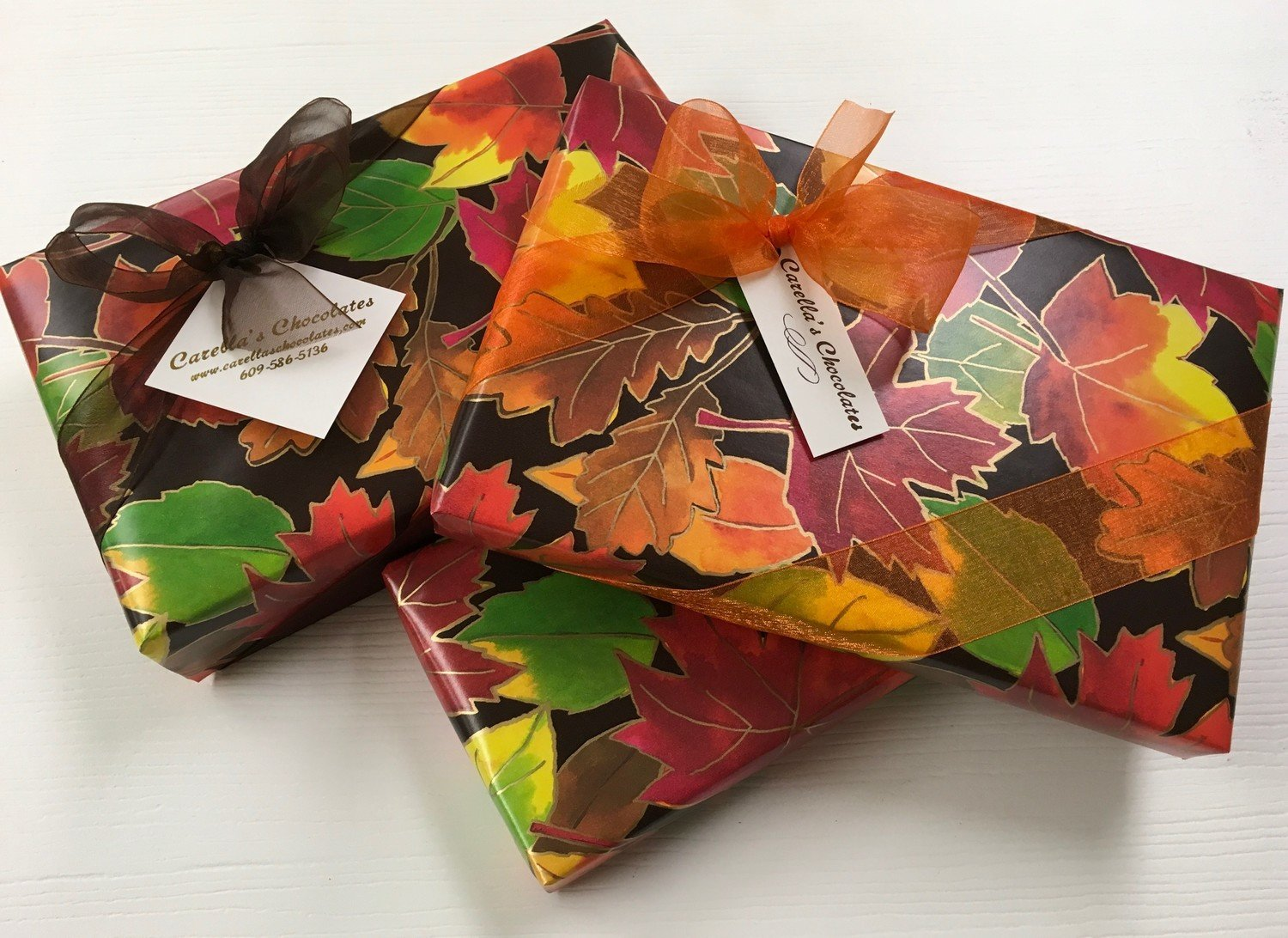 Fall/Thanksgiving Chocolate Assortments