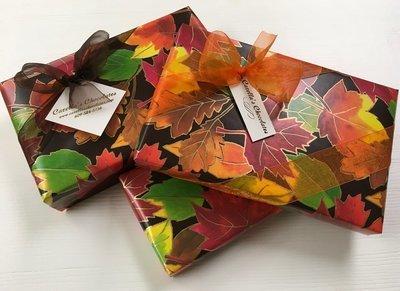 Fall/Thanksgiving Chocolate Assortments