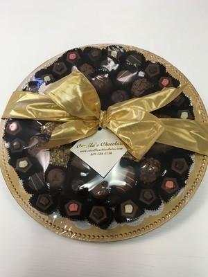 3 Lbs. Assorted Chocolate Tray.