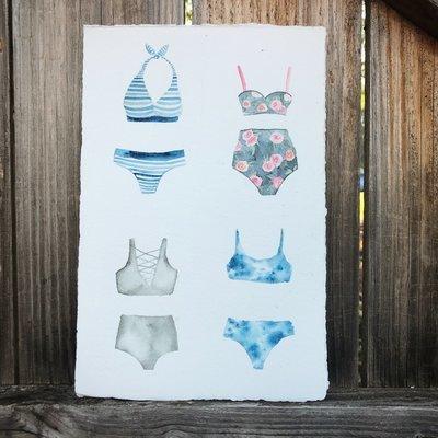 Swimsuits No. 1 [ORIGINAL]